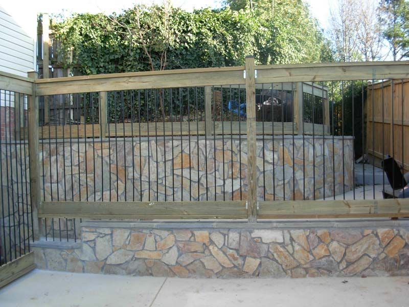 Wood & Metal Fencing Fort Worth TX