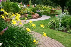 Simple Summer Landscaping Ideas