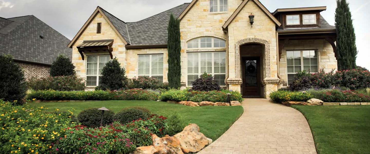 Residential Landscaping Services Fort Worth, TX