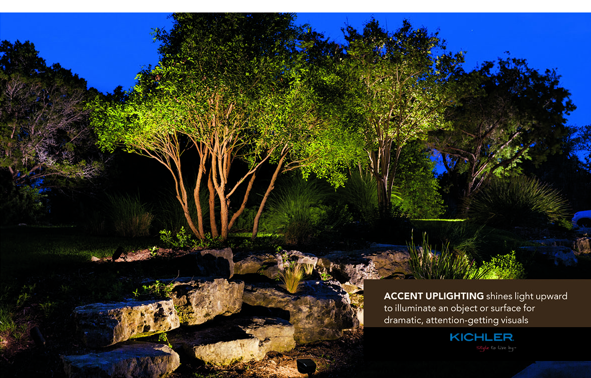 Landscape Outdoor Lighting Services